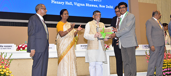 National Safety Award 2015 winner
