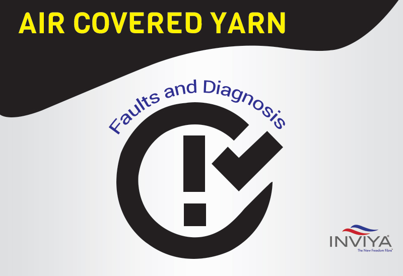 Air Covered Yarn - Faults and Diagnosis