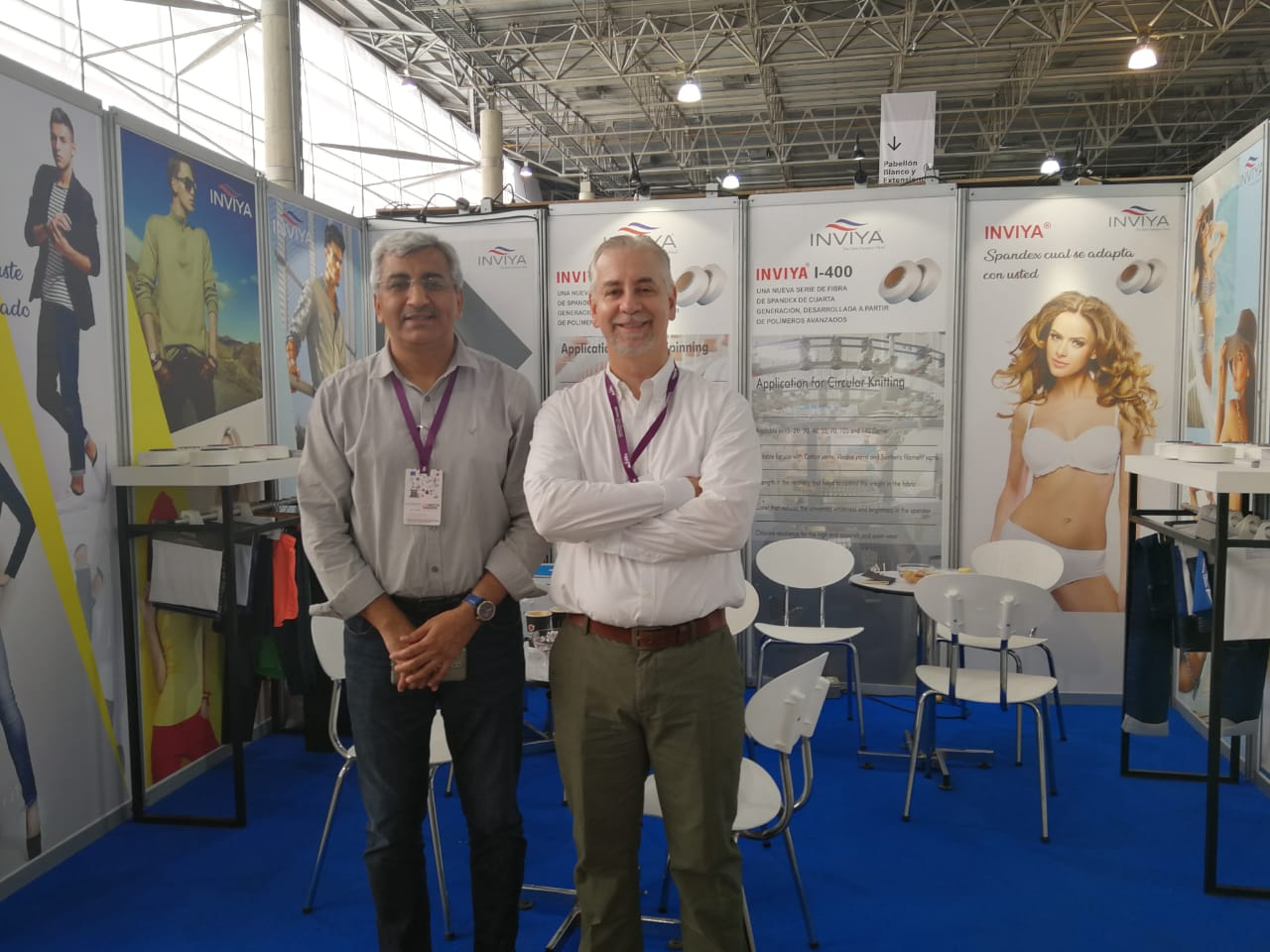 Colombiatex 2019 - A Global Textile Yarn Event