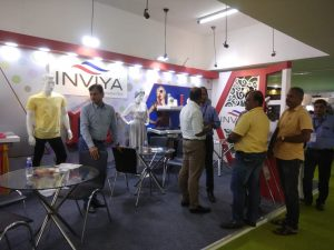 Inviya Indorama at Yarnex Tirupr