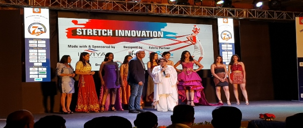 Stretch Innovation- The Fashion show
