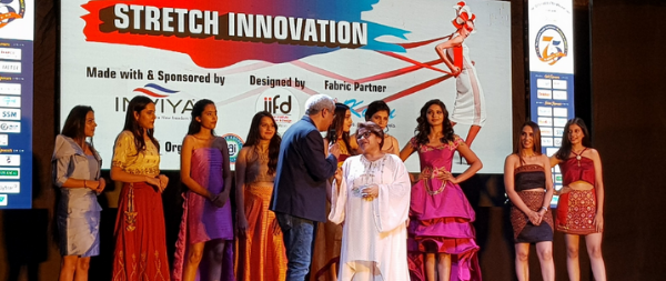 Stretch Innovation Fashion Show by INVIYA® and IIFD