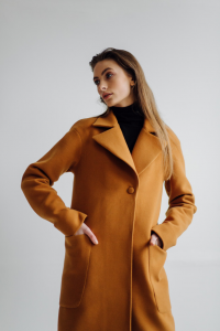 Belted warm coats