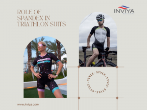 ROLE OF SPANDEX IN – TRIATHLON SUITS